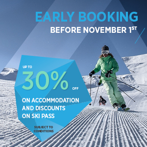 Hiver - Early Booking