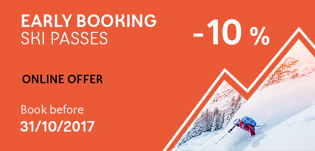 Early Booking skipass